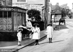 Reigate, A Shopping Excursion 1906