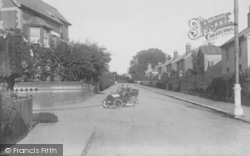 Reigate, Allingham Road, South Park 1908