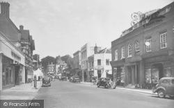 Reigate, Bell Street 1937