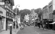 Reigate, Bell Street c1955