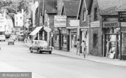 Reigate, Bell Street c.1960