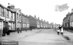 Reigate, Cornfield Road 1906