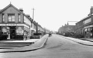 Reigate, Cornfield Road 1910
