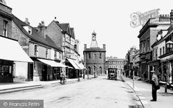Reigate, High Street 1911