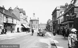 Reigate, High Street 1919