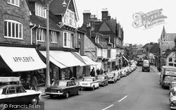 Reigate, High Street c.1965