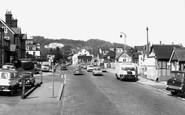Reigate, London Road c1965