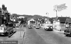 Reigate, London Road c.1965