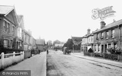 Reigate, Nutley Lane 1906