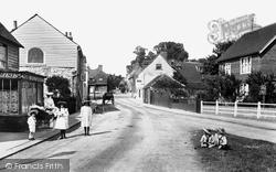 Reigate, Park Lane 1906