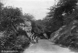 Reigate, Park Lane 1907