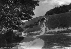 Reigate, Pilgrim's Way 1915