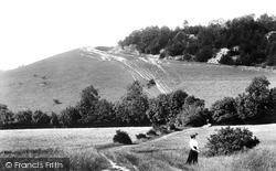 Reigate, Pilgrims Way 1906