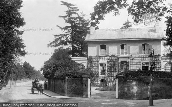 Photo of Reigate, Redhill Road 1906