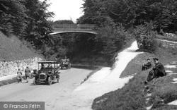 Reigate, Reigate Hill Bridge 1915