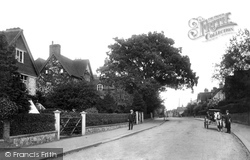 Reigate, Somers Road 1908