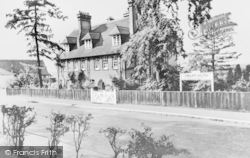 Reigate, South Park, Church Road, Croft Home c.1960