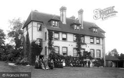 Reigate, South Park Convalescent Home 1891