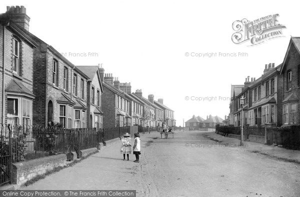 Photo of Reigate, Springcopse Road 1906