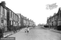 Reigate, Springcopse Road 1906