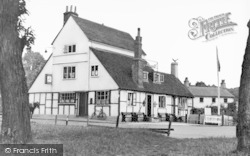 Reigate, The Angel c.1930