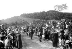 Reigate, The Pageant 1913