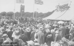 Reigate, The Pageant c.1913