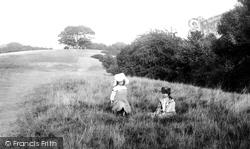 Reigate, The Park 1894