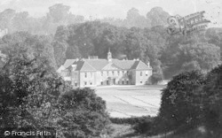 Reigate, The Priory 1886