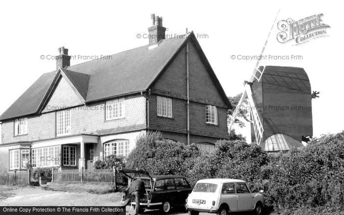 Reigate,the Windmill c1965,Surrey