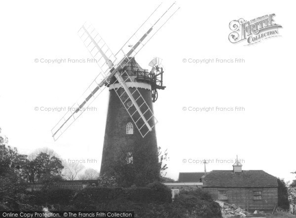 ,Reigate, the Windmill c1955, Surrey,