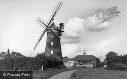 The Windmill, Wray Common c.1955, Reigate
