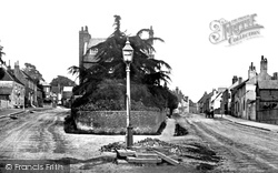 Reigate, Upper West Street 1886