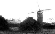 Reigate, Wray Common Windmill 1907
