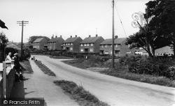 Council Houses c.1960, Reighton