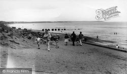 Gap, Beach And Filey Bay c.1965, Reighton