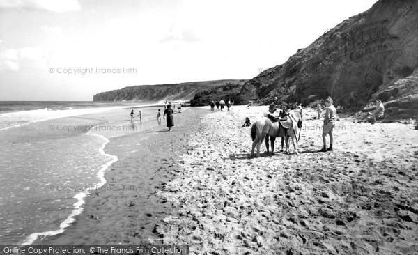 Photo of Reighton, Gap c1960