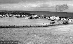 Gap, Caravan Site c.1960, Reighton