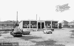 Gap, Robinson's Store c.1965, Reighton
