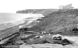 Gap, Speeton Cliffs c.1955, Reighton