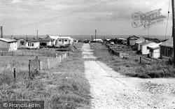 Gap, The Bungalows c.1960, Reighton