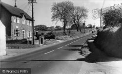 Main Road c.1960, Reighton