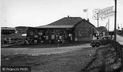 Russell's Store c.1955, Reighton