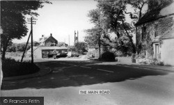 The Main Road c.1960, Reighton