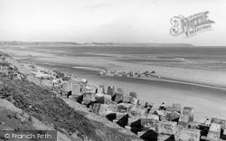 View Towards Bridlington c.1960, Reighton