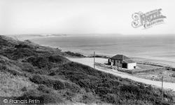 View Towards Filey c.1960, Reighton