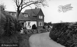 Watsons Lane c.1960, Reighton