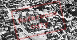 Aerial View c.1935, Reims