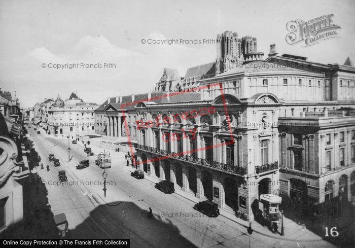 Photo of Reims, c.1935