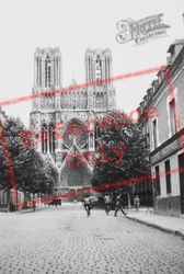 Cathedral 1935, Reims